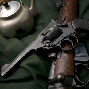 Wielka Brytania - broń palna i przestępczość