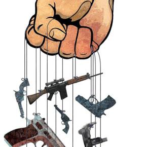Przymusowa rejestracja broni palnej