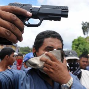Broń palna w Hondurasie