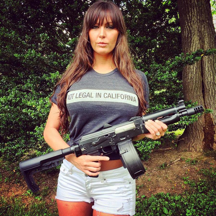 JMac Gun Girl