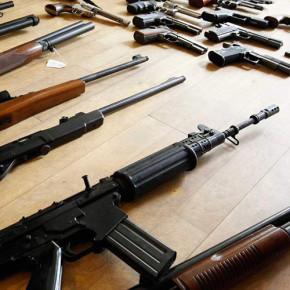 Broń palna w Europie - wypisy z mediów