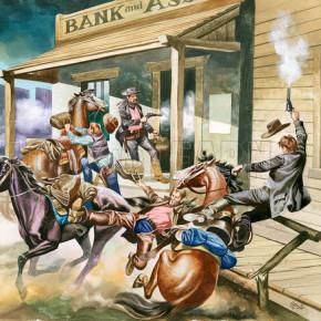 Napad na bank w Eureka Springs