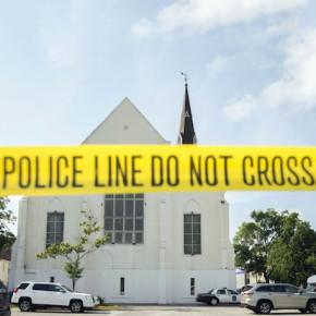 Masakra w kościele