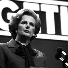 Nie płakałem po Margaret Thatcher