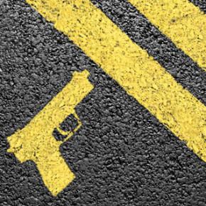Broń palna bardziej zabójcza niż samochody