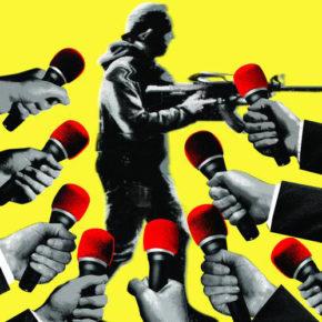 Strzelaniny w USA: relacje medialne
