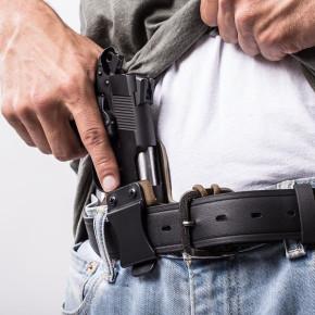 O skuteczności broni palnej w defensywie