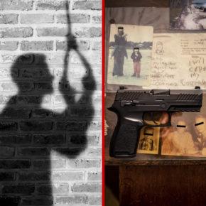 Co jest bardziej zabójcze: broń palna czy sznur?