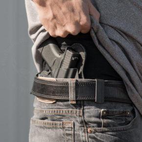 Czy skryte noszenie broni odstrasza przestępców?