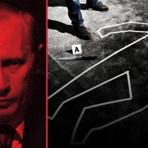 Morderstwa w Rosji: cudowny trend czy wielkie kłamstwo?